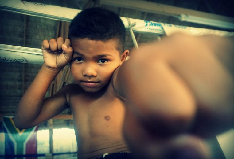 Muay Thai Boxing Kids